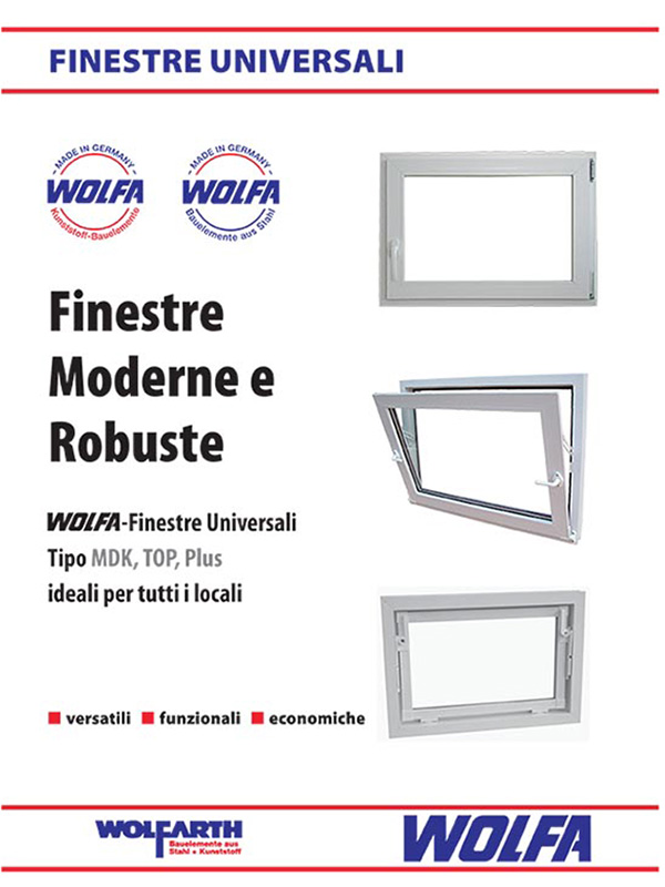 catalogo finestre moderne e robuste orveg