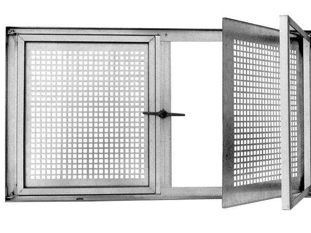 finestra in ferro modello sd2 orveg