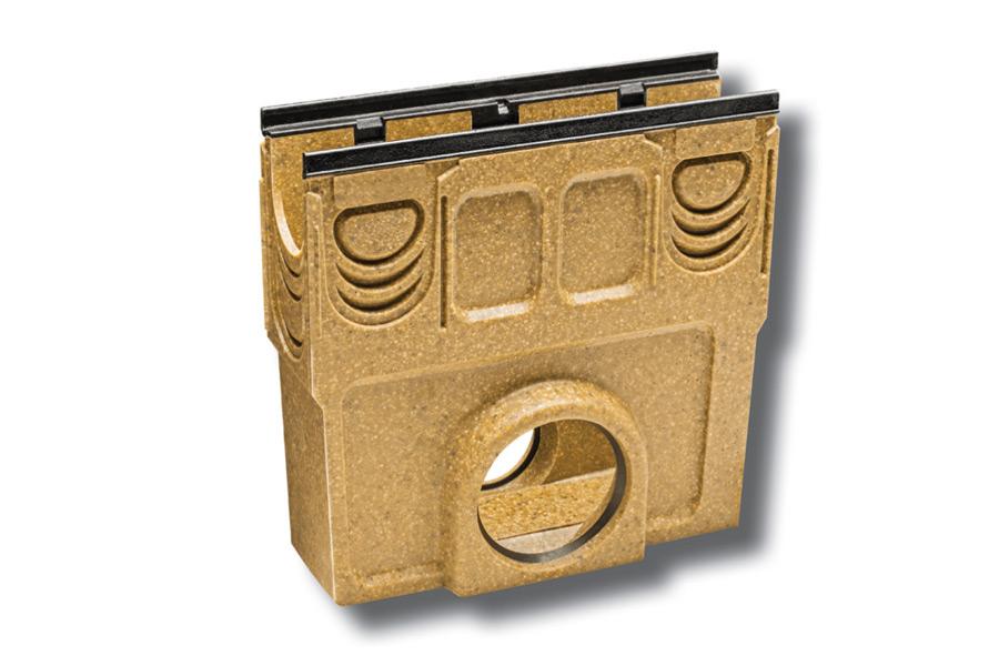 KF100 Einlaufkasten orveg